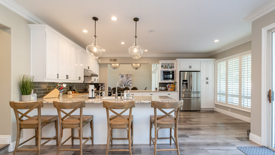 Kitchen Remodeling installed by Sandy Springs Home Improvement